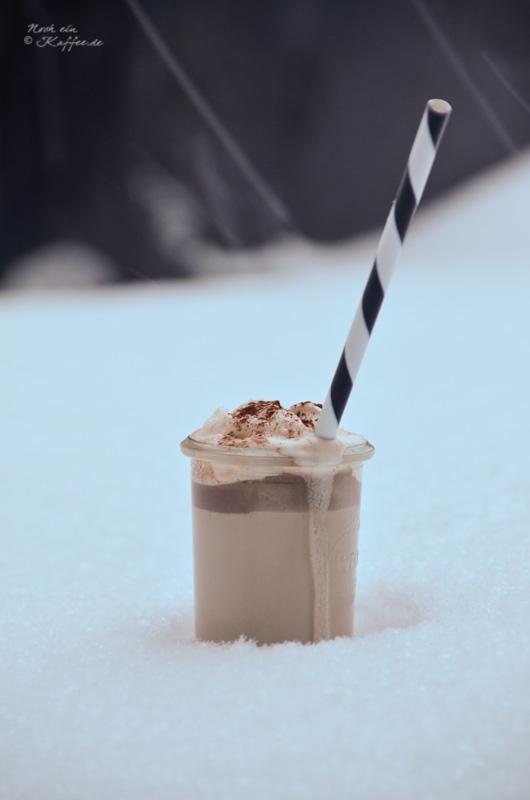 LoveAndLilies.de|Heisse Schokolade im Schnee
