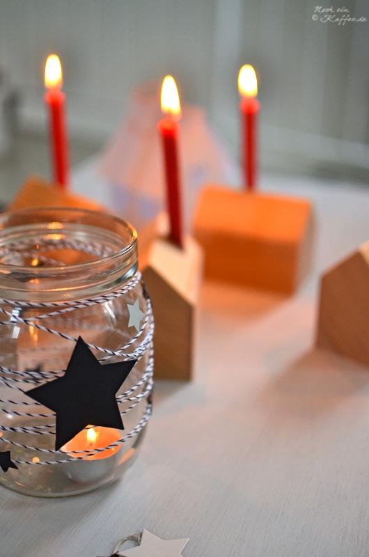 LoveAndLilies.de Einweckglas Mason Jar Weihnachten