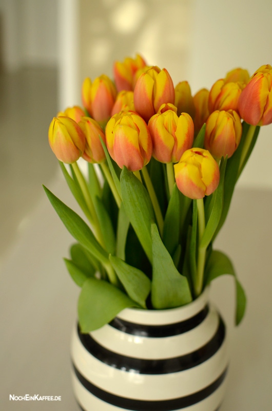 LoveAndLilies.de|Tulpen in der Kähler Omaggio Vase
