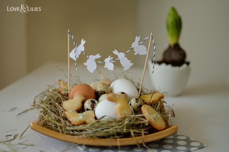 LoveAndLilies.de // Orangen-Butter-Plätzchen im Osternest