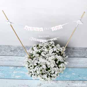 LoveAndLilies.de // Zum Muttertag . Wunderschöne Campanula 'White Wonder'