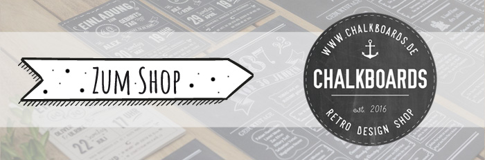 Chalkboards.de | Retro Design Shop