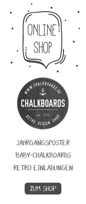 Chalkboards.de - Retro Design Shop