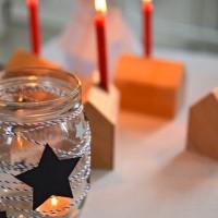 LoveAndLilies.de // Einweckglas Mason Jar Weihnachten