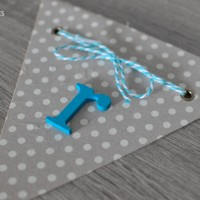 LoveAndLilies.de // DIY Girlande Wimpelkette Happy Birthday Detail R