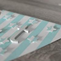 LoveAndLilies.de // DIY Girlande Wimpelkette Happy Birthday Detail t