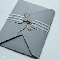 LoveAndLilies.de // Kuvert für Geburtsagskarte Mann Happy Birthday